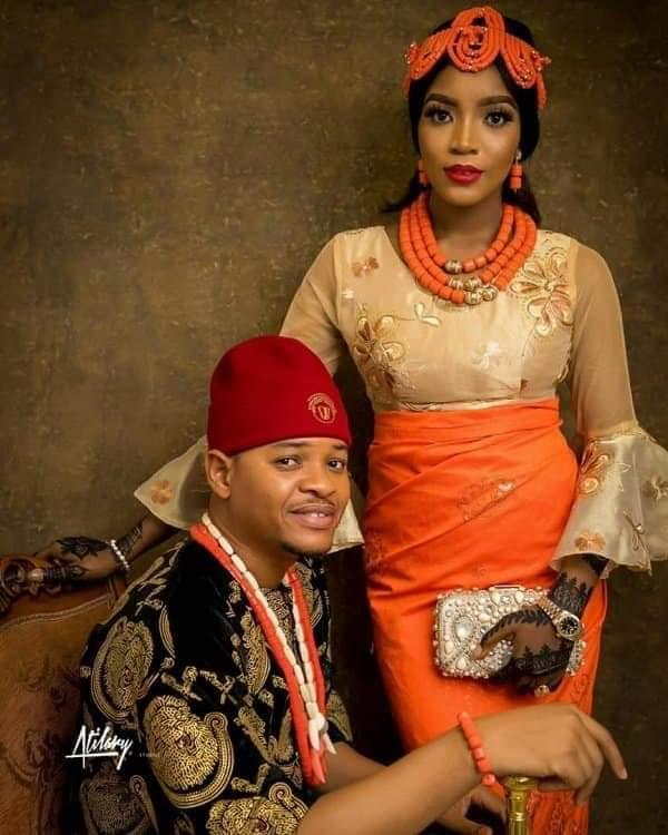 Buhari's lookalike Obinna MC Tagwaye weds Hauwa, daughter of former Chief Justice of Nigeria 2