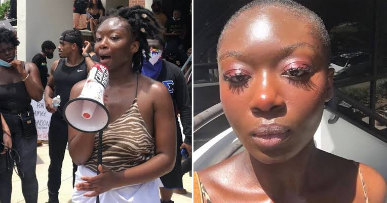19-Year-Old Nigerian Protester, Toyin Salau Found Dead After Tweeting Her Sexual Assault In US 1