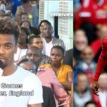 Manchester United Star, Angel Gomes Visited Prophet TB Joshua's Church For Healing [Video] 28