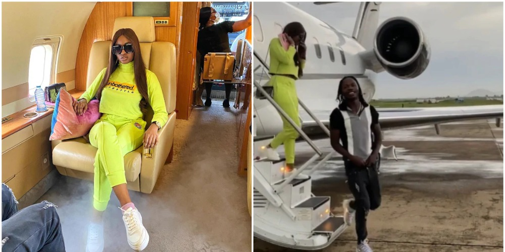 Execujet Airline Tenders Apology, Describes Naira Marley And His Crew As 'Bunch Of Useless People' 1