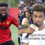 Manchester United's Angel Gomes Reveals Why He Visited Prophet TB Joshua's Church For Healing 27