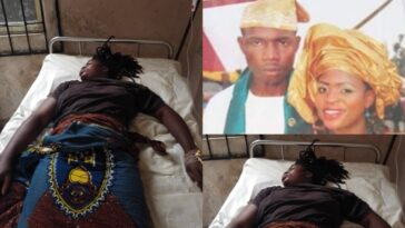 Ebonyi Man Allegedly Beats His Wife To Coma, Vows To Do It Again Once She Regains Consciousness 2