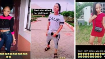 Lady Stabs Lesbian Lover To Death After She Caught Her Having Sεx With A Man In Delta State 8
