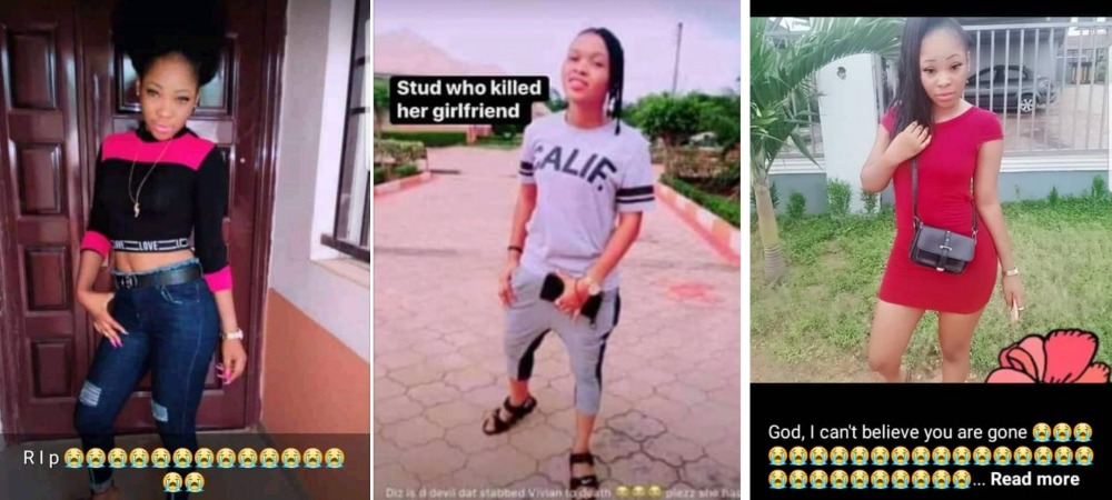 Lady Stabs Lesbian Lover To Death After She Caught Her Having Sεx With A Man In Delta State 1