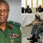 Nigerian Army Dismisses Major General Hakeem Otiki With 'Disgrace And Dishonour' For Stealing 32