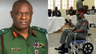 Nigerian Army Dismisses Major General Hakeem Otiki With 'Disgrace And Dishonour' For Stealing 1