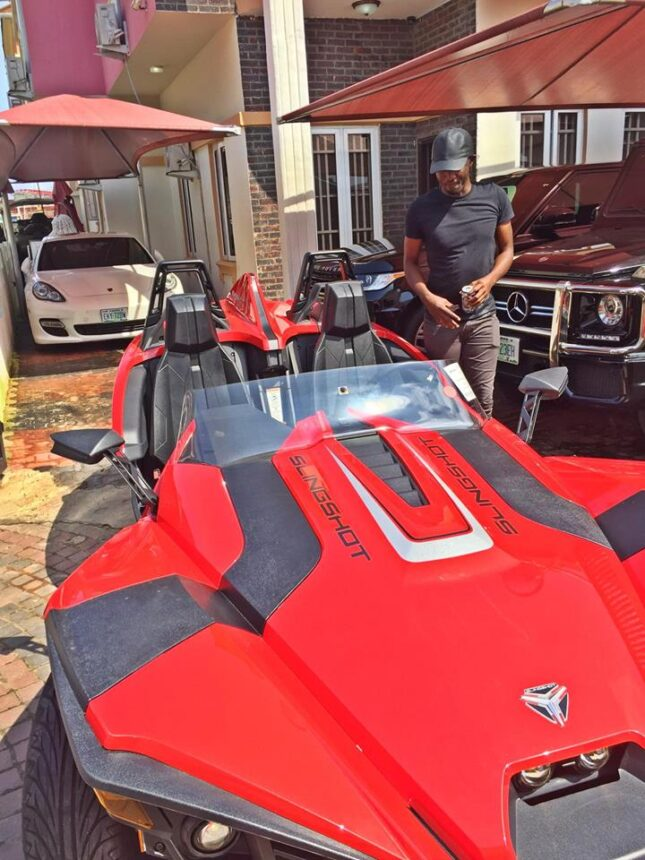 Jezco Oil Heir Jowizazaa Celebrates Dad, gifts him $400,000 Rolls Royce Cullinan [PHOTOS] 7