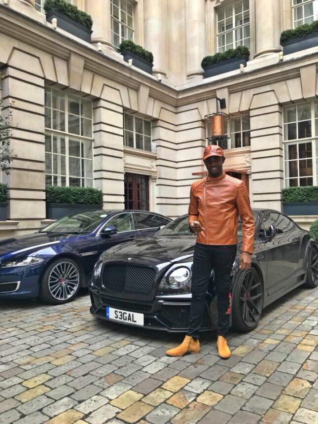 Jezco Oil Heir Jowizazaa Celebrates Dad, gifts him $400,000 Rolls Royce Cullinan [PHOTOS] 1