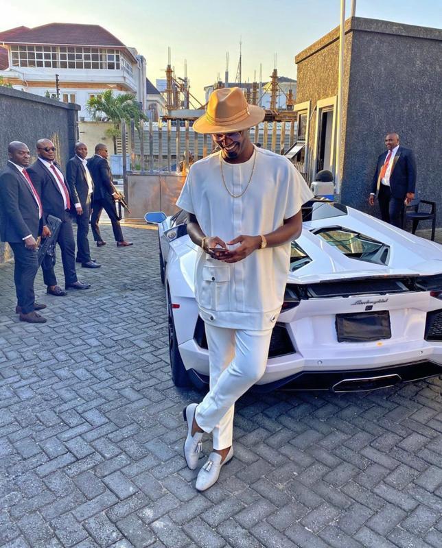 Jezco Oil Heir Jowizazaa Celebrates Dad, gifts him $400,000 Rolls Royce Cullinan [PHOTOS] 5