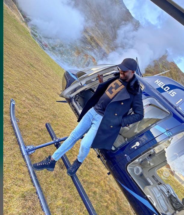Jezco Oil Heir Jowizazaa Celebrates Dad, gifts him $400,000 Rolls Royce Cullinan [PHOTOS] 4