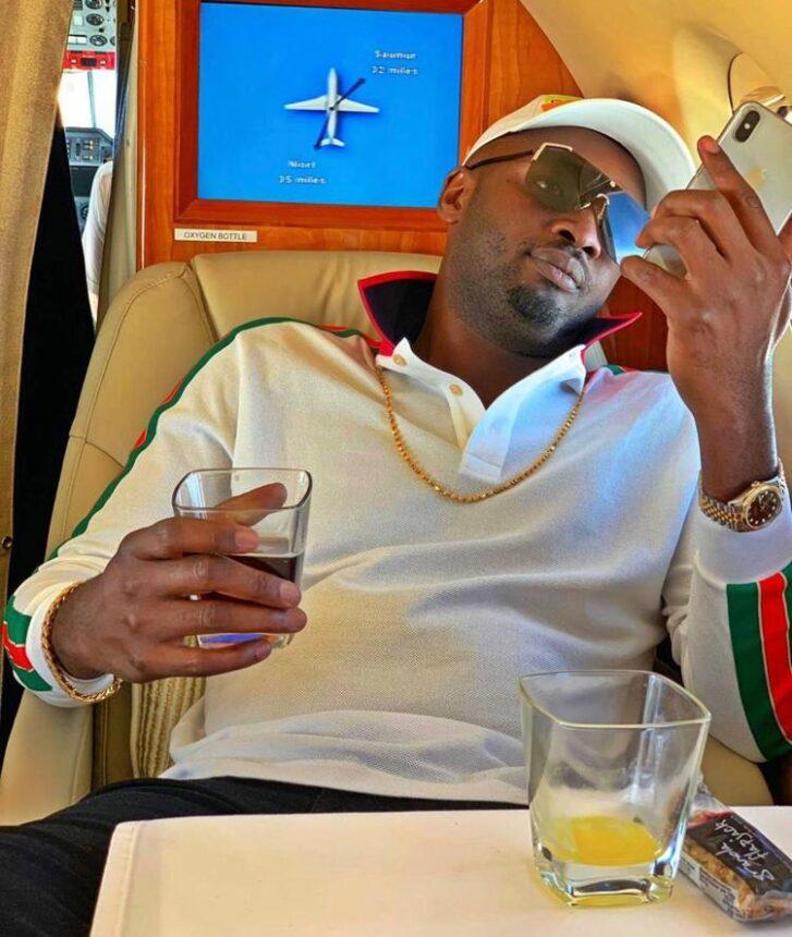 Jezco Oil Heir Jowizazaa Celebrates Dad, gifts him $400,000 Rolls Royce Cullinan [PHOTOS] 3