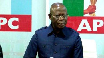Appeal Court Affirms Suspension Of Adams Oshiomhole As APC National Chairman 2