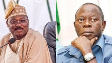 APC Appoints Ajimobi As Acting National Chairman, After Oshiomhole's Suspension By Appeal Court 6
