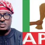 APC Crisis: Hilliard Eta Takes Over As Party's Acting National Chairman, Sacks Victor Giadom 28