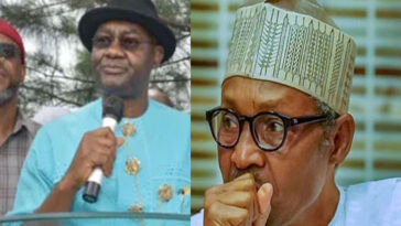 President Buhari Reacts As APC Chairman 'Taiye Olusola Abe' Dies In South Africa 2