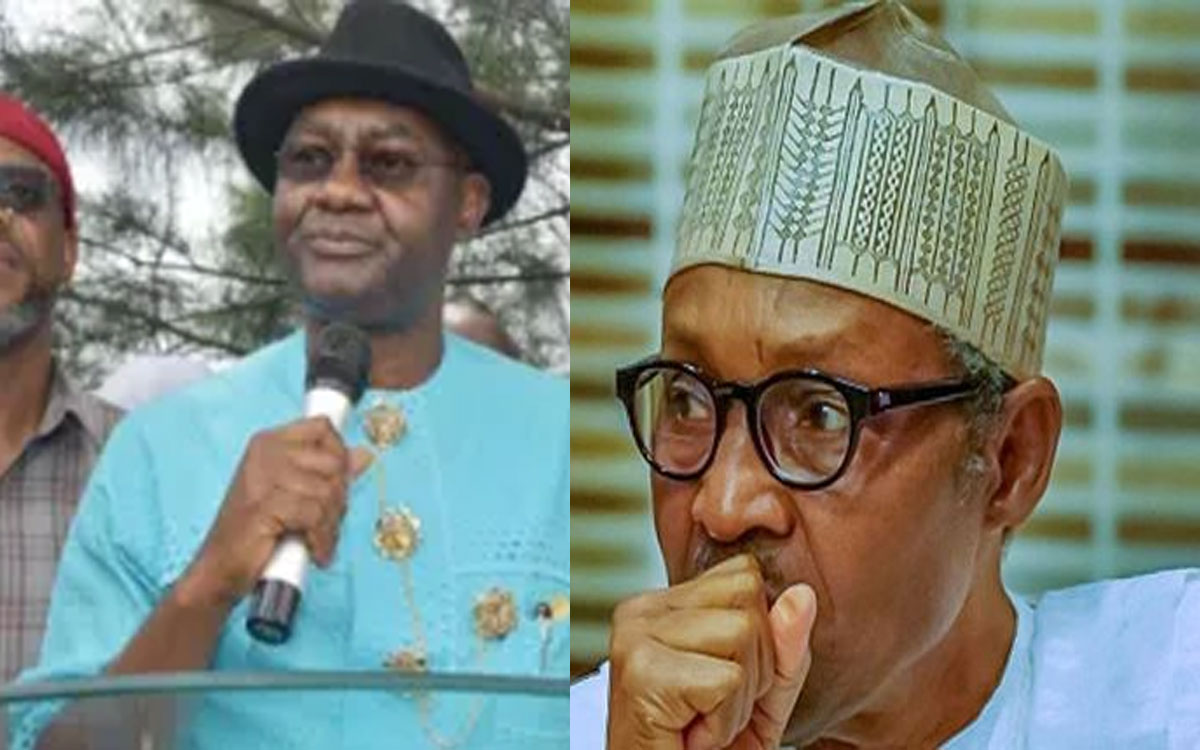 President Buhari Reacts As APC Chairman 'Taiye Olusola Abe' Dies In South Africa 1