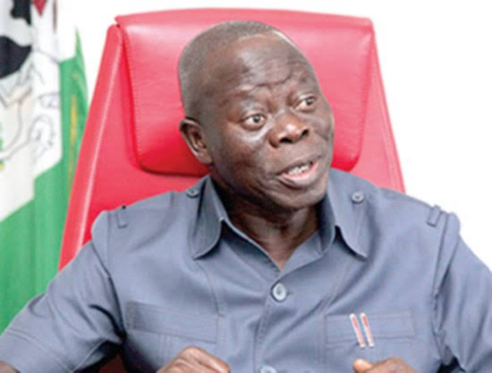 """""""I Accept Appeal Court Judgment In Good Faith - Oshiomhole Breaks Silence On His Suspension 1"""