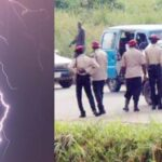 Mysterious Thunder Lightning Strikes Dead Three FRSC Officials In Ogun 27