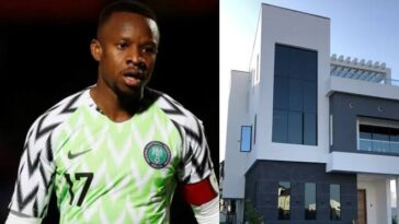 Super Eagles Player, Ogenyi Onazi Acquires New Multi-Million Naira Home In Lekki, Lagos [Video] 3