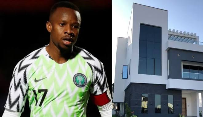 Super Eagles Player, Ogenyi Onazi Acquires New Multi-Million Naira Home In Lekki, Lagos [Video] 1