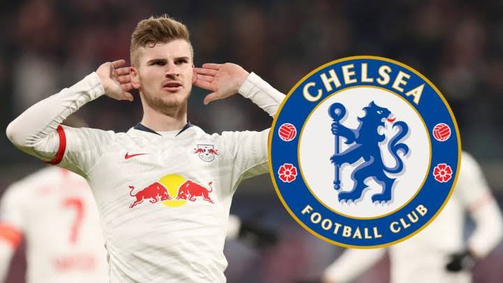 Chelsea Announces Signing Of Striker Timo Werner From RB Leipzig 1