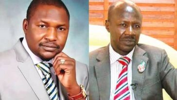 Malami Writes To Buhari, Seeks Removal Of Magu As EFCC Boss For Diverting Recovered Loots 4