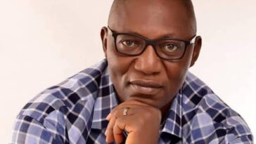 Cross River Lawmaker, Godwin Akwaji Dies At Isolation Centre Due To Coronavirus Complications 1
