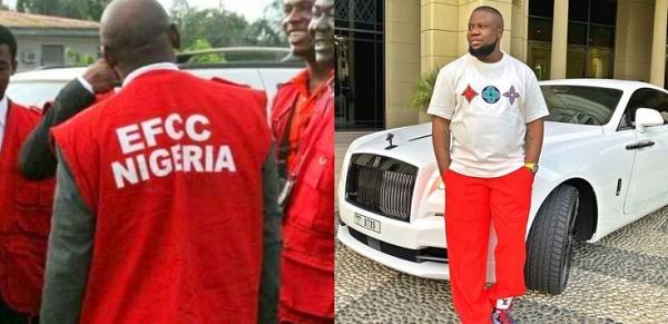 """""""Hushpuppi Is Nigeria's Most-Wanted Hacker, He Has Cases To Answer With Us"""" - EFCC Declares 1"""