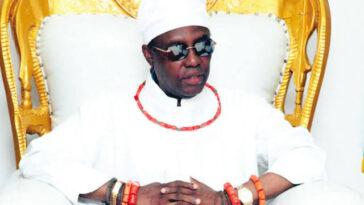 """""""Stop Making Edo People A Laughing Stock In Nigeria"""" - Oba Of Benin Kicks Against Godfatherism 1"""