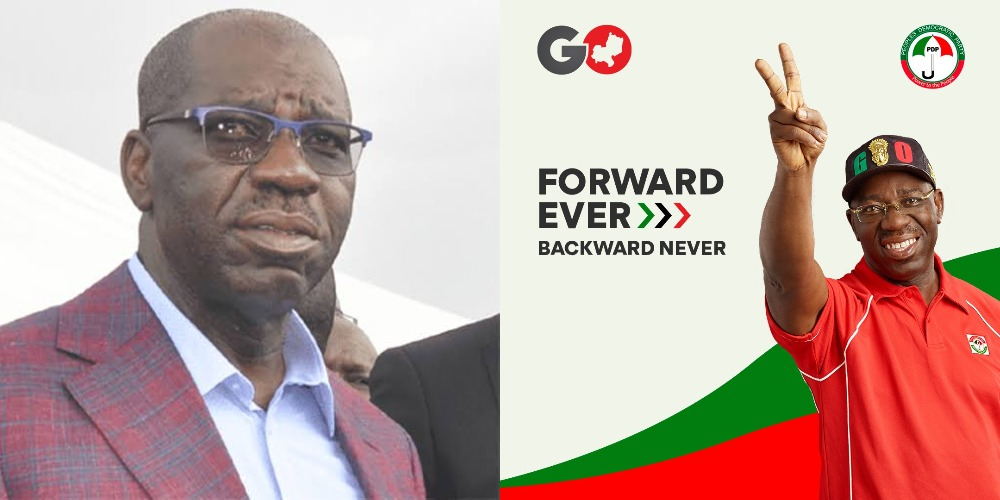 BREAKING: Edo State Governor Godwin Obaseki Officially Joins PDP, After Resigning From APC 1