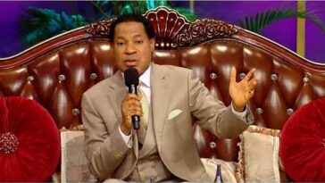 """You Can't Believe In Jesus And Be Afraid Of Touching Covid-19 Patients"" - Pastor Chris Oyakhilome [Video] 7"