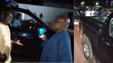 Drama As Ondo Governor Orders Police To Stop His Deputy From Leaving Government House [Video] 6