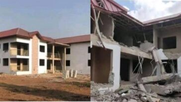 Nigerian Government Demands Urgent Action From Ghana Over Demolition Of High Commission 2