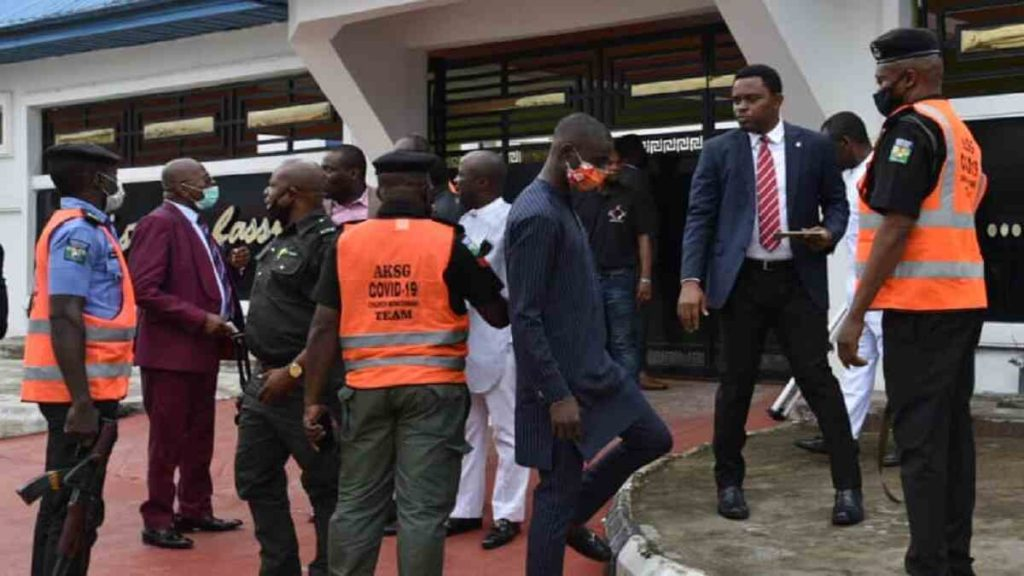 Akwa Ibom Government Shuts Down Christ Embassy Church After Pastors Attacked COVID-19 Team 1
