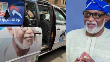 Ondo Guber Election: APC Thugs Attacks Governor Akeredolu's Supporters, Several Injured [Photos] 4