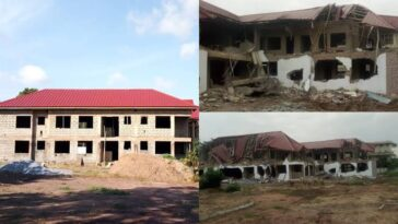 Those Who Demolished Nigerian High Commission Will Be Punished - Ghanaian Government 4