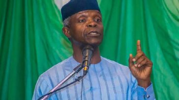 """If Nigeria Breaks Up, Visa Will Be Needed To Visit Kano"" - Yemi Osinbajo Warns Agitators 9"
