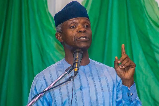 President Buhari Will Get Justice For Nigerian Traders, Ghana Hasn't Fulfilled Promises - VP Osinbajo 1