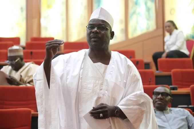 Senator Ali Ndume Says Nigerian Workers Are Paid Peanuts, While Lawmakers Earn Luxury Wages 1