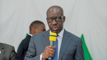 Governor Godwin Obaseki Imposes 24-Hour Curfew Across Edo State After Prison Break 16