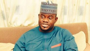 Despite Crisis, APC Will Still Reclaim Edo, Ondo And Take Over Anambra - Governor Yahaya Bello 3