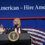 President Donald Trump Signs Executive Order Which Restrics Work Visa For All Non-US Citizens 28