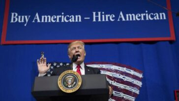 President Donald Trump Signs Executive Order Which Restrics Work Visa For All Non-US Citizens 7