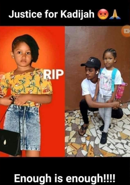 Mother And Son Arrested For Allegedly Rαping 5-Year-Old Girl To Death 3