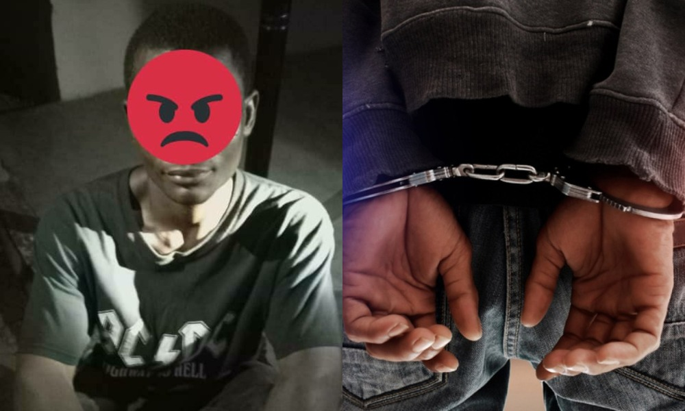 Nigerian Civil Defence Finally Arrests Man Who Rαped Three-Month-Old Baby In Nasarawa State 1