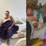 Nigerian Woman Loses Her Newborn Baby Conceived From Gang-Rαpe Incident In Ghana 31