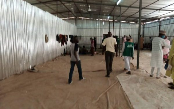 Nigerian Police Rescues Over 300 Workers Locked For Three Months In Kano Rice Factory [Photos] 5
