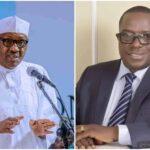 President Buhari Backs Victor Giadom As APC Acting National Chairman, To Attend NEC Meeting 27