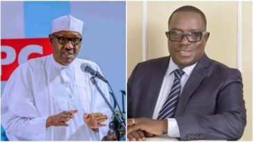 President Buhari Backs Victor Giadom As APC Acting National Chairman, To Attend NEC Meeting 7