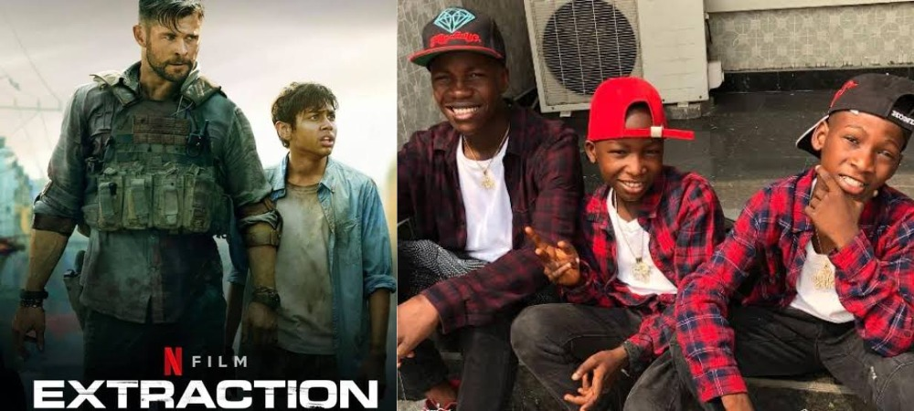 Netflix, Russo Brothers Acknowledges Ikorodu Bois, Invites Them For Movie Premiere Of Extraction 2 1